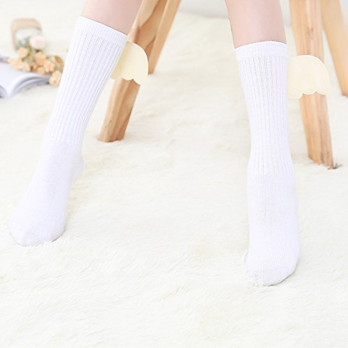 Girl Weiß Socks Acvip Weiß High High Acvip Socks Uwq057W