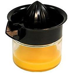 SevyCitrus Juicer 14 Oz. Glass Container Plastic Reamer