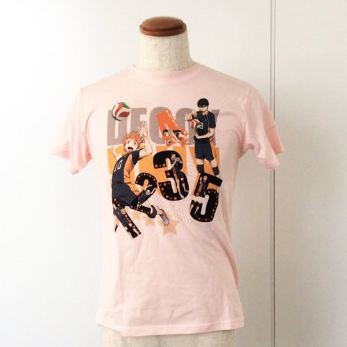LIVERTINEAGE コラボTシャツ KINGandDECOY / PNK - M