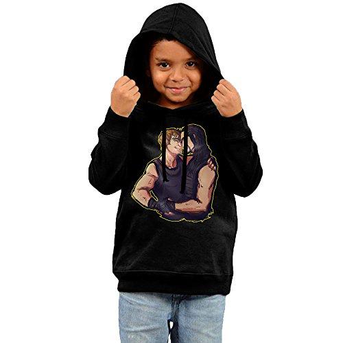 Style Kids BROTHERS Dean Ambrose Roman Reigns WWE Hoodies Sweatshirt. (Wwe Hooded Sweatshirt)