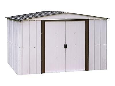 Newburgh 10 ft. x 8 ft. Steel Storage Shed(10 x 8 ft.3,0 x 2,3 m)