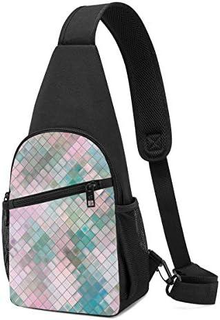 マザック 斜め掛け ボディ肩掛け ショルダーバッグ ワンショルダーバッグ メンズ 多機能レジャーバックパック 軽量 大容量