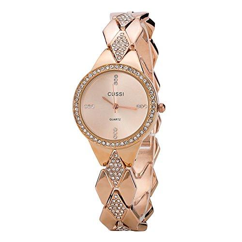 Ladies-Crystal-Bracelet-Dress-Wrist-Watch-for-Women-Female-Gold-Rose-Gold-Silver