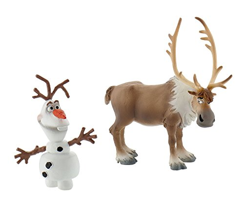Bullyland Frozen Mini Olaf & Sven Action Figure
