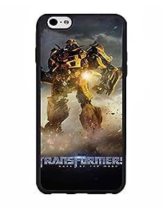 IRTHloi Transformers Logo, Movie Pop Art Popular Hard Funda Case For Iphone 6 6s Plus (5.5 Inch)
