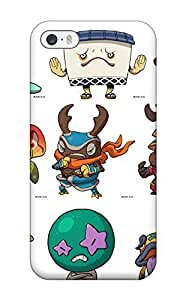 Hot JLcntmQ5151XCXGk Youkai Watch Game Tpu Case Cover Compatible With Iphone 5/5s