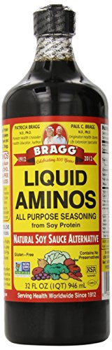 Bragg Liquid Aminos, All Purpose Seasoning, 32 fl oz