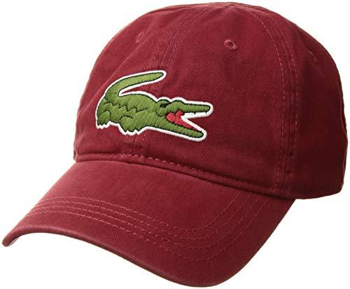 253b5ed27 Lacoste Men s Big Croc Gabardine Cap - Import It All