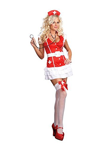 Dreamgirl - Vital Signs Adult Costume