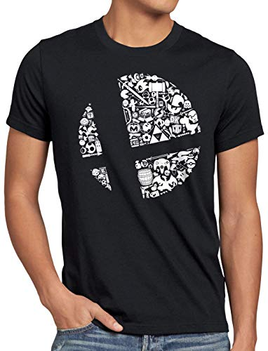 Brawler Bros Camiseta Ultimate Hormiga Black Switch de hombre gqPwn8vU