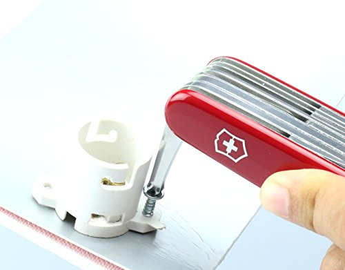 046928535019 - Victorinox Swiss Army SwissChamp Pocket Knife, Red carousel main 35