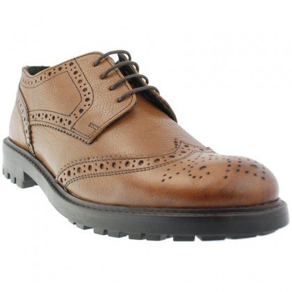 Ikon , Chaussures de ville à lacets pour homme Marron Brun