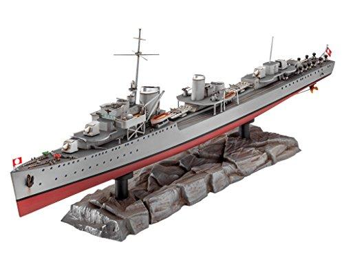 German Destroyer Type 1936 ()