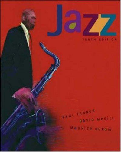 Jazz w/Multimedia Companion CD-ROM