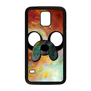 Fggcc Jake and Finn Adventure Time Pattern Cover Case for SamSung Galaxy S5 I9600,Jake and Finn Adventure Time S5 Case (pattern 12)