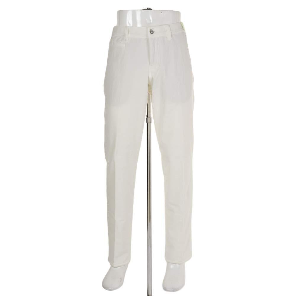 アルベルト(アルベルト) G合繊系パンツ 50 オフホワイト B07K45ZHN2