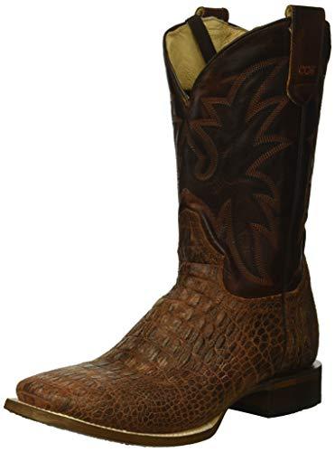 Roper Men's Pierce Western Boot, Brown, 11 D D US from Roper