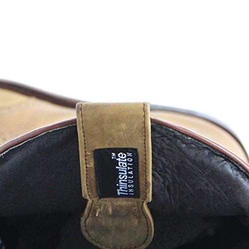 Sendra Støvler Støvler / Støvler Sendra Eyak / Sendra 14338 / Brun Western Ridestøvler Med Thinsulate Isolering / Damer Støvler / Mr Støvler Tang Teak ZmlU7VV