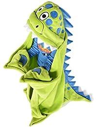 Animal Blanket Hoodie for Kids, Hooded Blanket, Wearable Blanket