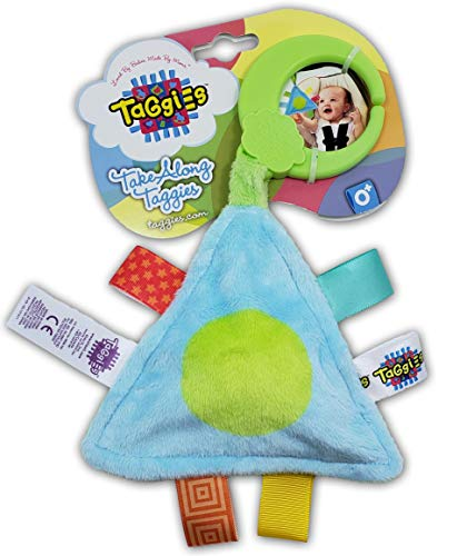 Taggies Take Along Soft Baby Travel Toy