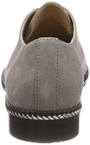 grey Pinto Gris De Mujer Cordones Blu 11 Zapatos Condor Para Derby Di rqwOrvH