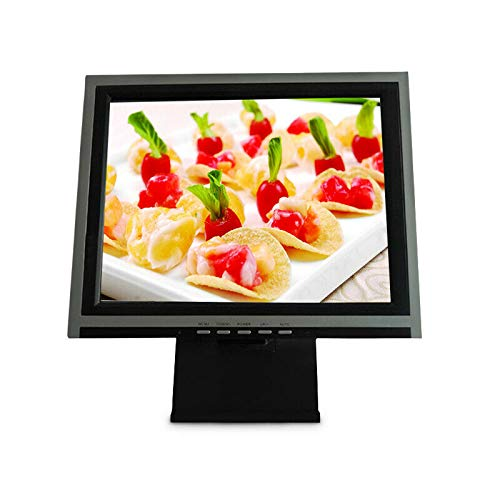 TFCFL 15 Inch Touch Screen LED Monitor 1024x768 Resolution VGA for POS Retail Kiosk Monitors Projectors Accs Computers Tablets Networking from TFCFL