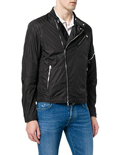 Moncler Men's 406000054155999 Black polyamide Outerwear - Moncler Black