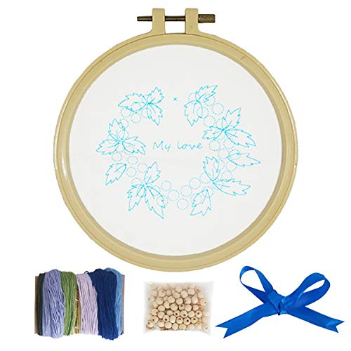 Thing need consider when find embroidery hoops wall decor?
