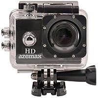 Azemax SK-501(720P) HD Aksiyon Kamera-Siyah