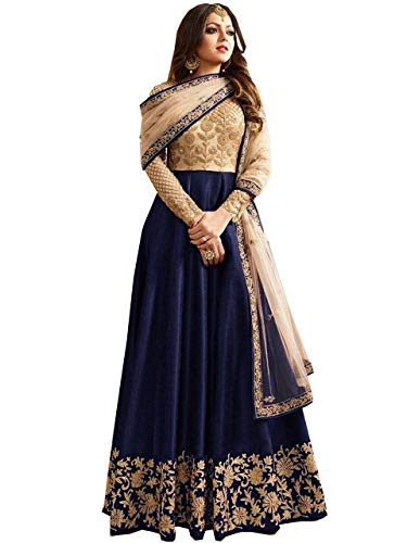 Embroidered Salwar Suit - 1