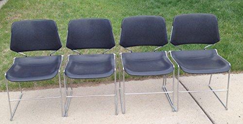 Matrix Stackable Chair by Krueger