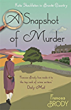 A Snapshot of Murder (Kate Shackleton Mysteries Book 10)