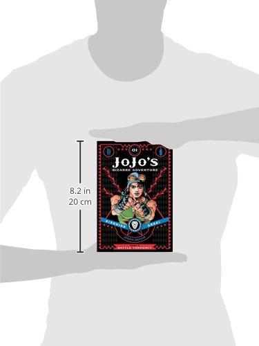 JoJo's Bizarre Adventure: Part 2--Battle Tendency, Vol. 1 (1)