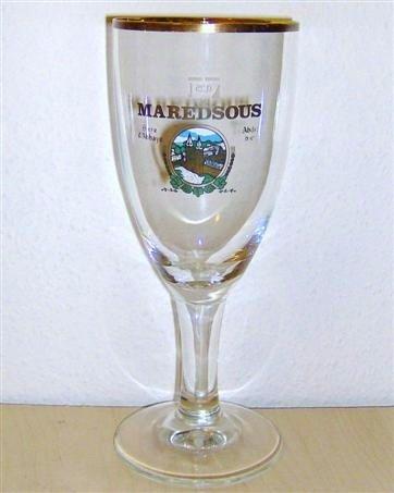 MaredsousベルギービールガラスChalice 0.3l B01K10OKM2
