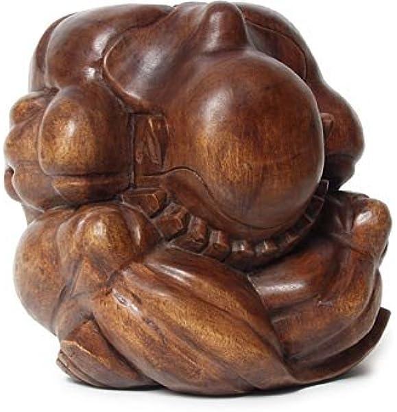 Small Buddhism Weeping Buddha Yogi Weeping Buddha Statue