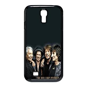 Rolling Stones Samsung Galaxy S4 9500 Cell Phone Case Black Phone cover J9740475