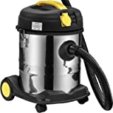 Syntrox Germany industrial vacuum cleaner with socket 2000 Watts 20 Liter