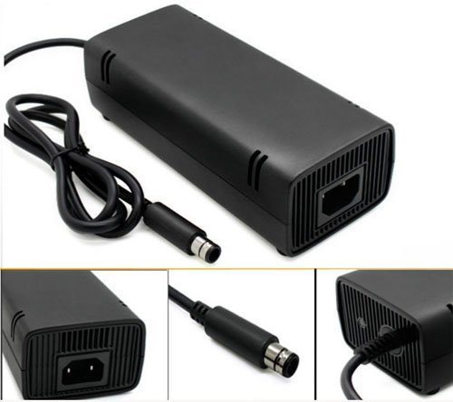 official xbox 360 power supply - 3