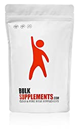 BulkSupplements Pure Hyaluronic Acid (Na Hyaluronate) Powder (100 grams)