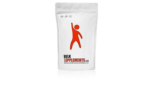 bulksupplements vitamina B5 Calcio pantothenate/Pantothenic Acid: Amazon.es: Salud y cuidado personal