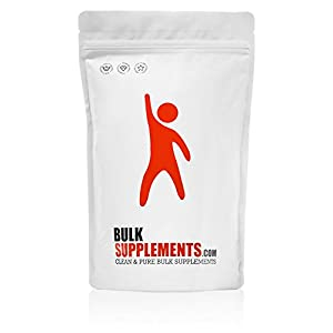 Acetyl L Carnitine (ALCAR) Powder by BulkSupplements | Energy & Performance