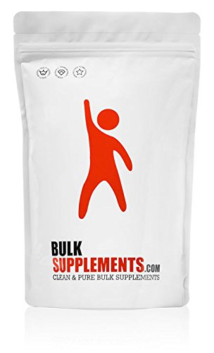 BulkSupplements Pure L-Glutamine Powder (500 grams)
