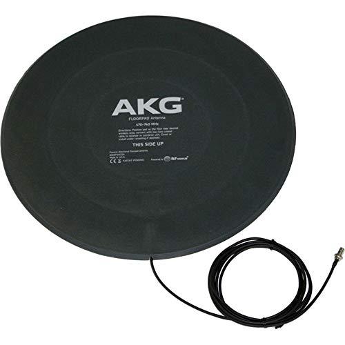 AKG Floorpad Antenna Floorpad remote antenna, directional, passive (-1dB antenna gain) - diversity system requires two - Antenna Diversity Directional
