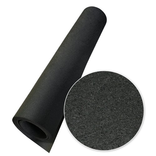Rubber-Cal Recycled Rubber Flooring - 1/4