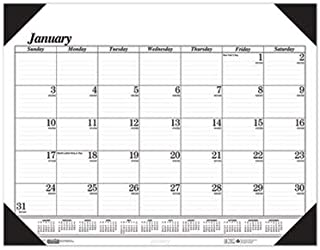product image for House of Doolittle 2020 Monthly Desk Pad Calendar, Economy, 18.5 x 13 Inches, January - December (HOD012402-20)