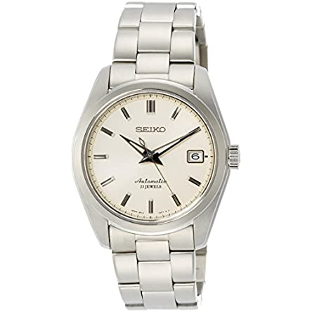 Seiko Men's Japanese-Automatic Watch with Stainless-Steel...