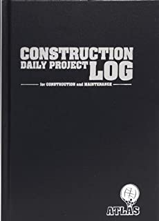 Amazon.com: Construction Project Log Book (9781557014252): Books