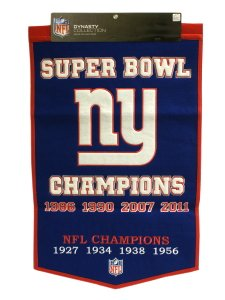 NFL Dynasty Team Banner