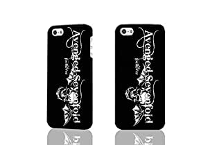 New The Avenged Sevenfold 3D Rough Case Skin, fashion design image custom , durable hard 3D case cover for iPhone 5 5S , Case New Design By Codystore wangjiang maoyi by lolosakes