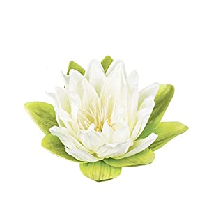 """Sullivans 4"""" Artificial Lotus for Table or Floating Display 39"""